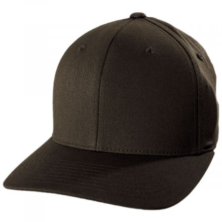Combed Twill MidPro FlexFit Fitted Baseball Cap alternate view 40