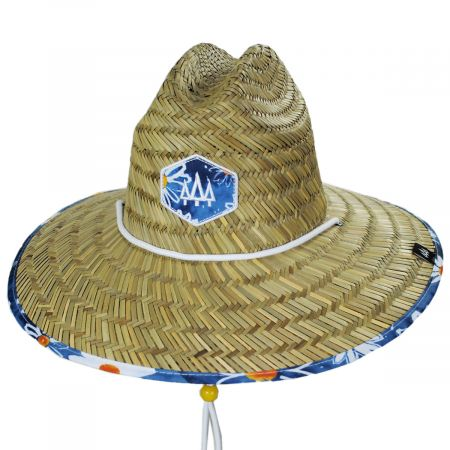 Hemlock Hat Co Lazy Dazy Straw Lifeguard Hat