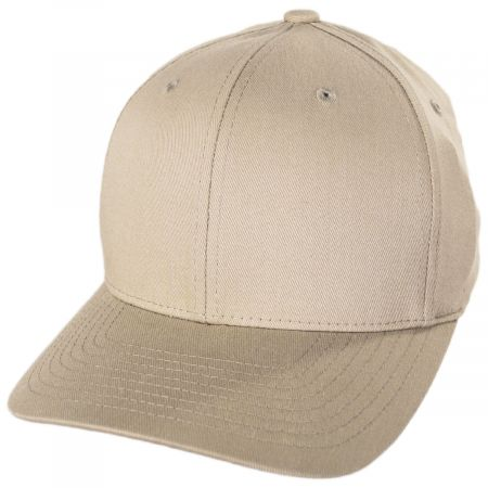 Combed Twill MidPro FlexFit Fitted Baseball Cap alternate view 28