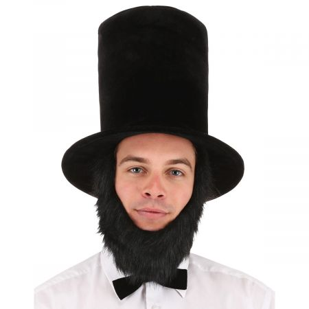 Elope Abe Lincoln Hat and Kit
