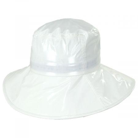Peta Vinyl Rain Bucket Hat alternate view 5