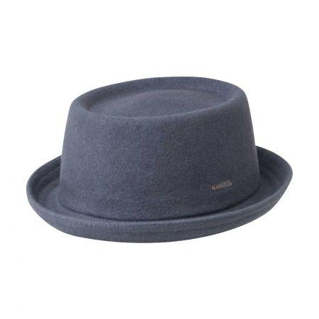 Kangol Wool Mowbray Pork Pie Hat