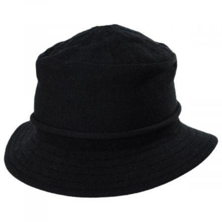 Parkhurst Beach Knitted Cotton Bucket Hat