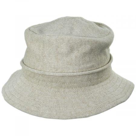 Beach Knitted Cotton Bucket Hat alternate view 13