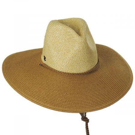 Suze Braided Toyo Straw Aussie Hat alternate view 5