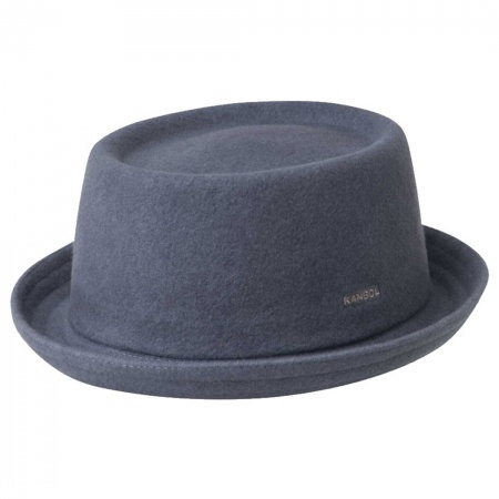 Kangol Wool Mowbray Pork Pie Hat