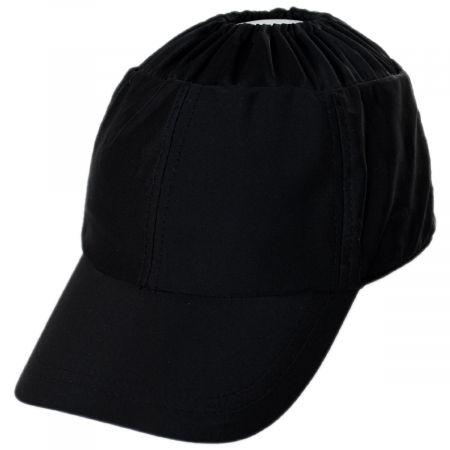 Dorfman Pacific Company Bowline Ponytail Swimwear Fitted Baseball Cap