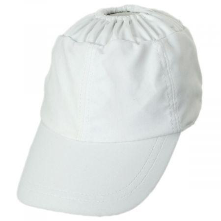 Bowline Ponytail Swimwear Fitted Baseball Cap alternate view 13