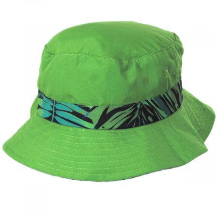 Scala Kids' Tapir Microfiber Bucket Hat