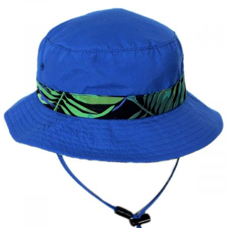 Kids' Tapir Microfiber Bucket Hat alternate view 9