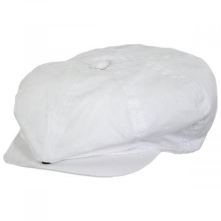 Capper Cotton Newsboy Cap