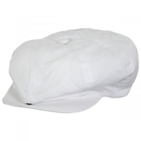 Dorfman Pacific Company Capper Cotton Newsboy Cap