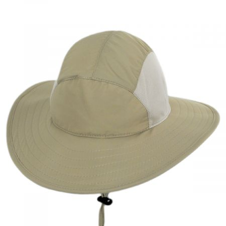 Dorfman Pacific Company Dewdrop HyperKewl Boonie Hat