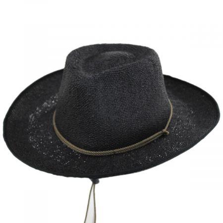 Scala Deertrail Toyo Straw Outback Hat