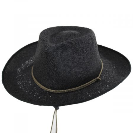 Deertrail Toyo Straw Outback Hat alternate view 5