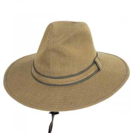 Dorfman Pacific Company Hawthorne Hemp Aussie Hat