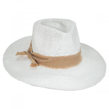 Shea Toyo Straw Fedora Hat alternate view 6