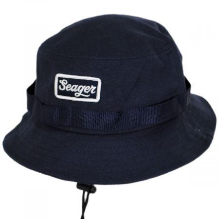 The Chum Cotton Canvas Bucket Hat alternate view 7