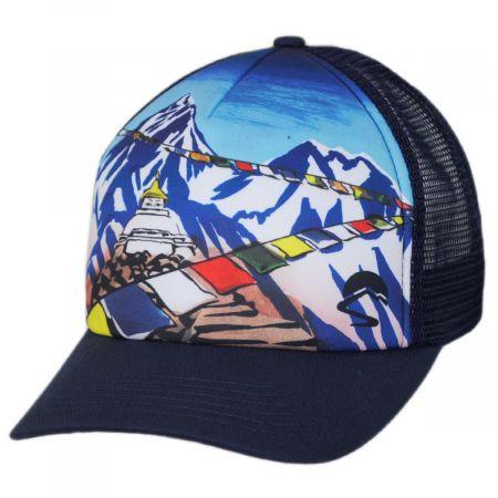 Everest Trucker Snapback Baseball Cap