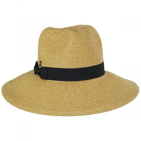 Carolyn Toyo Blend Safari Fedora Hat alternate view 5
