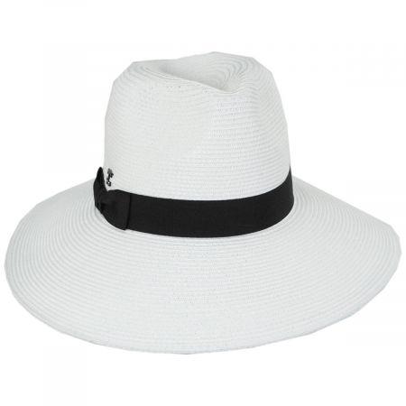 Carolyn Toyo Blend Safari Fedora Hat alternate view 9