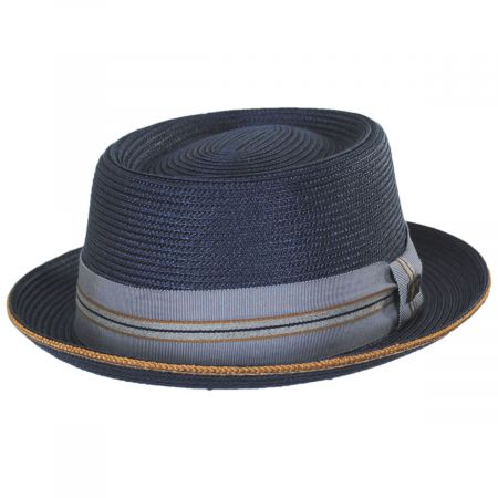 Carver Toyo Straw Blend Pork Pie Hat alternate view 5