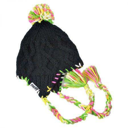 Neff Wonk Peruvian Beanie Hat