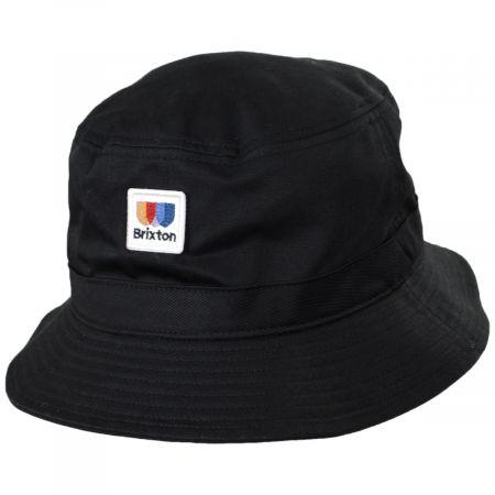 Brixton Hats Alton Cotton Bucket Hat
