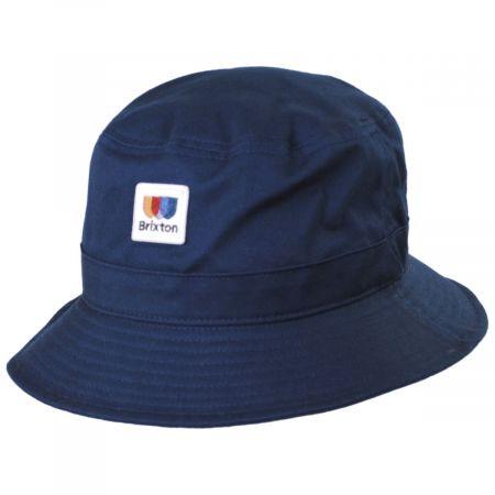 Alton Cotton Bucket Hat alternate view 9