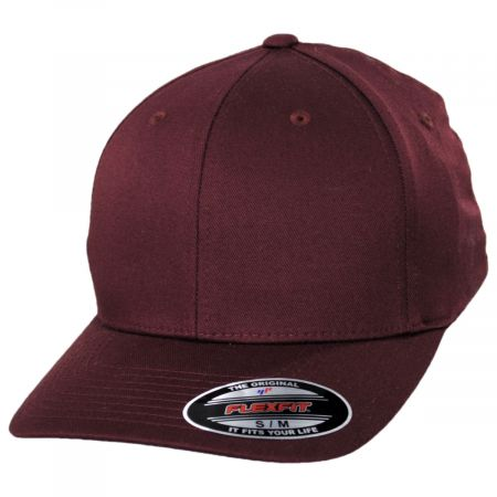 Combed Twill MidPro FlexFit Fitted Baseball Cap alternate view 46