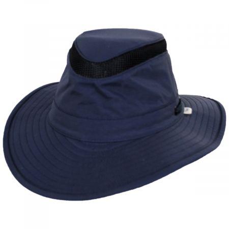 Tilley Endurables LTM6 Navy Blue Airflo Booney Hat