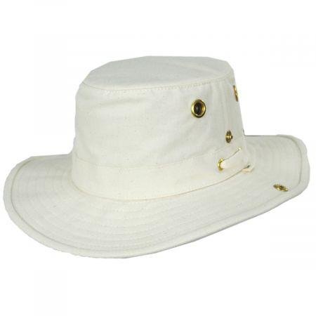 T3 Natural Cotton Duck Booney Hat alternate view 6
