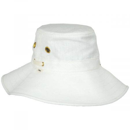 Broadbrim Natural Hemp Fabric Sun Hat