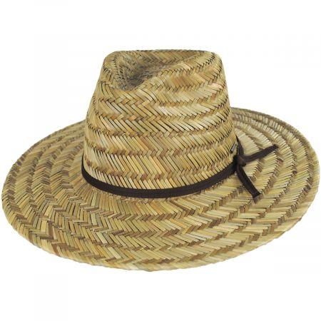Brixton Hats Cohen Seagrass Straw Cowboy Hat