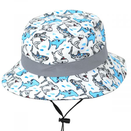 Kids' Thresher Chin Cord Bucket Hat alternate view 5