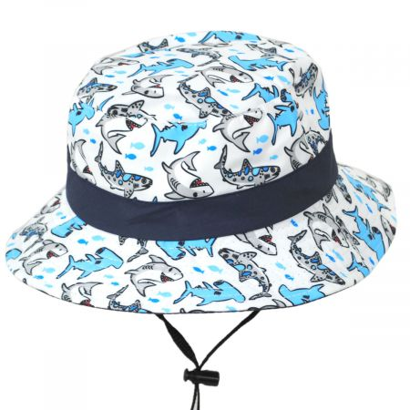 Kids' Thresher Chin Cord Bucket Hat alternate view 9