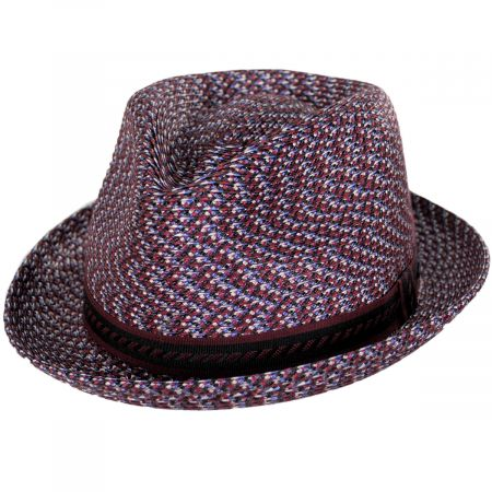 Mannes Poly Braid Fedora Hat alternate view 42