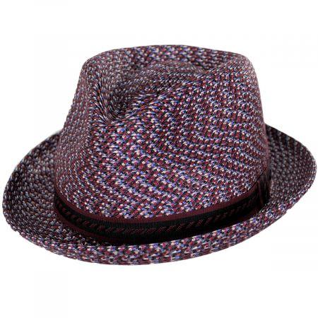 Mannes Poly Braid Fedora Hat alternate view 81