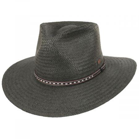 Ore Raindura Straw Blend Outback Hat