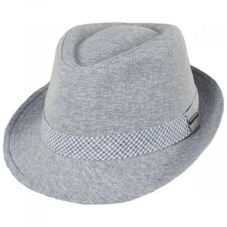 Travis Cotton Trilby Fedora Hat alternate view 17