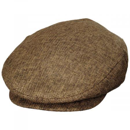 Brixton Hats Hooligan Toyo Straw Ivy Cap