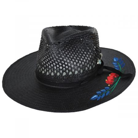 Merit Toyo Straw Fedora Hat