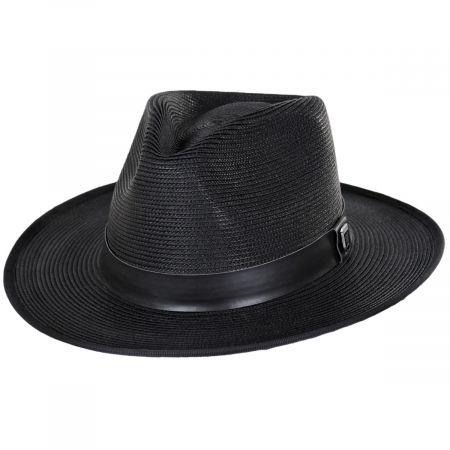 Stacy Adams Max Braided Fedora Hat