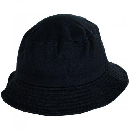 Village Hat Shop Cotton Twill Bucket Hat