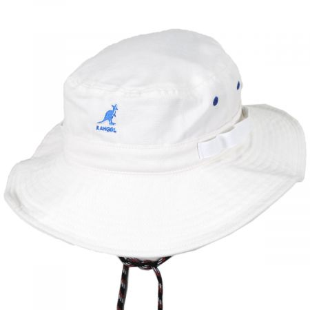 Jungle Utility Cords Cotton Bucket Hat