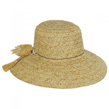 Cappelli Straworld Crosby Toyo Straw Blend Sun Hat