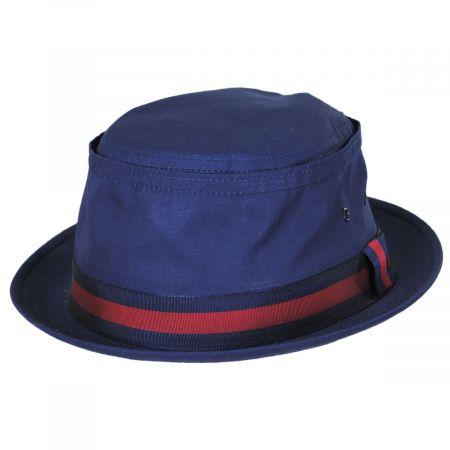 Fisherman Cotton Blend Bucket Hat
