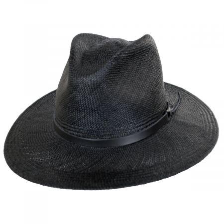 Goorin Bros Welfleet Panama Straw Fedora Hat