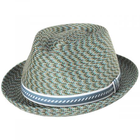 Mannes Poly Braid Fedora Hat alternate view 27