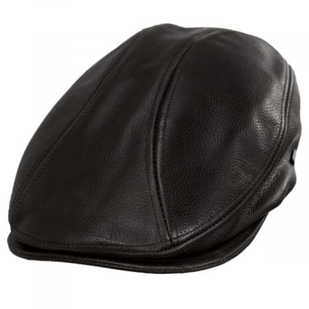 Dundee Leather Ivy Cap
